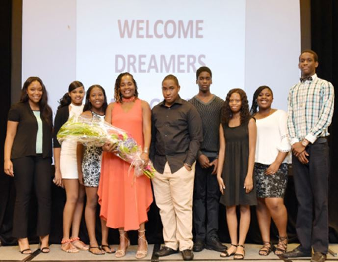 Dream Program Participants